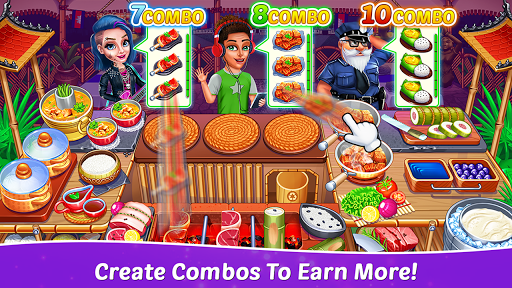 Cooking Express 2:  Chef Madness Fever Games Craze 2.2.0 screenshots 15