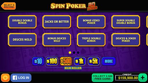Video Poker Multi Pro Casino screenshots 5