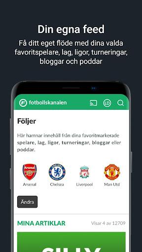 Fotbollskanalen 1.13.6 screenshots 8