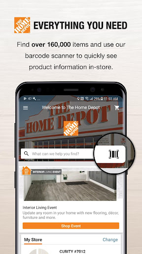 The Home Depot Canada modavailable screenshots 1