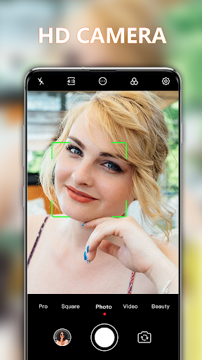 HD Camera - Quick Snap Photo & Video 1.7.8 Screenshots 1
