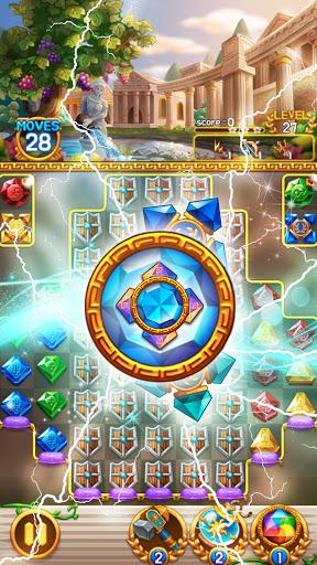 Jewel Athena: Match 3 Jewel Blast 1.7.1 screenshots 4