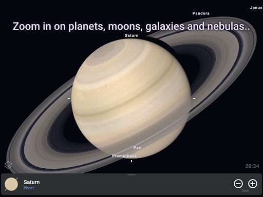 Stellarium Mobile Free - Star Map  screenshots 14