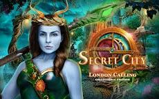 Hidden Object - Secret City 1 (Free to Play)のおすすめ画像1