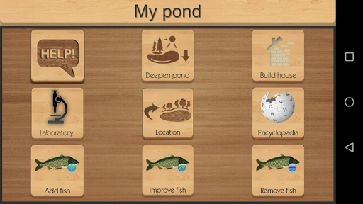True Fishing (key). Fishing simulator 1.14.1.636 screenshots 14