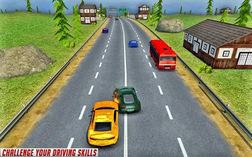 The Corsa Legends: Road Car Traffic Racing Highway  screenshots 1