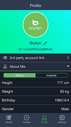 Bryton Active  Screenshots 7
