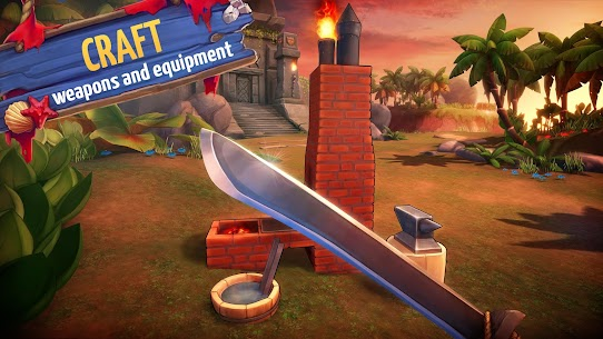 Survival Island: EVO 2 MOD (Free Craft) 5