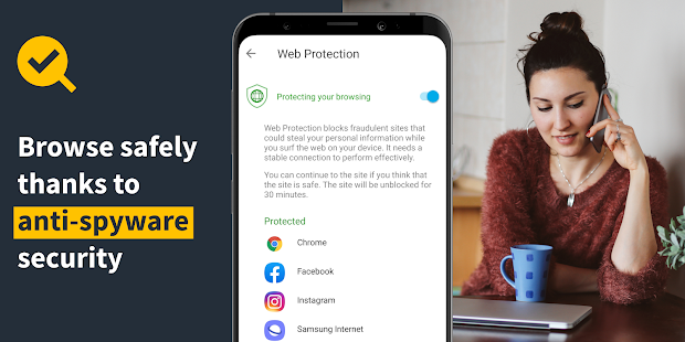 Norton Mobile Security - Antivirus & Anti-Malware Screenshot