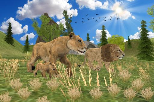 Jungle Kings Kingdom Lion Family screenshots 10