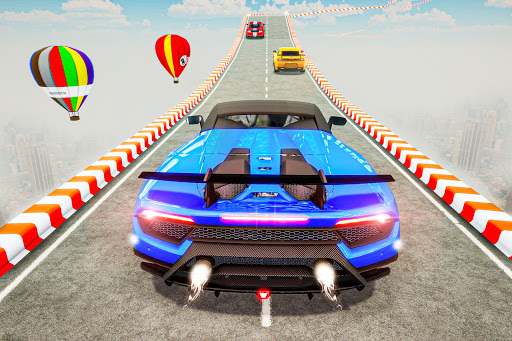 Car games 3d : Impossible Ramp Stunts 1.0 screenshots 3