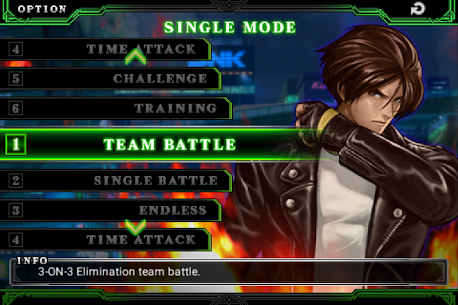 THE KING OF FIGHTERS-A 2012 Apk Download 1