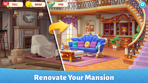 Baby Mansion-home makeover 1.023.5066 screenshots 4