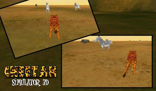 cheetah simulator 2018 3d screenshot 3