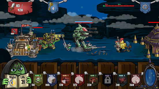 Bubble Wars: Сastle battle Screenshot