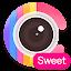 Sweet Candy Cam - selfie editor & beauty camera