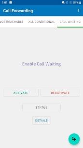 Call Forwarding Pro MOD APK 1.1.4 (PAID Free) 2
