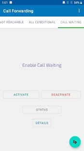 Call Forwarding Pro Screenshot