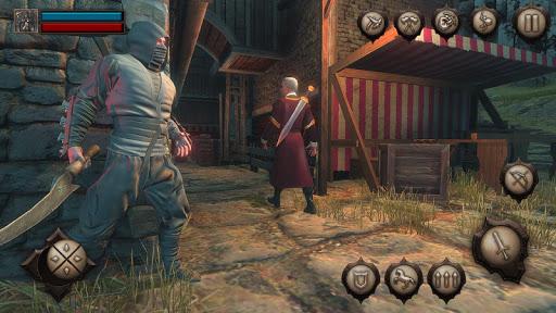 ninja samurai assassin hunter 2021- creed hero screenshot 2
