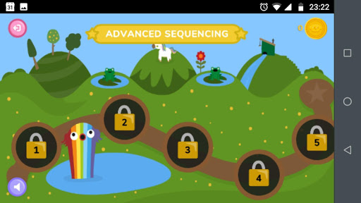 codemonkey jr. pre-coding game for pre-readers screenshot 2