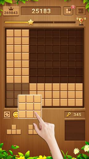 Wood Block Puzzle - Free Classic Block Puzzle Game 1.13.0 screenshots 6