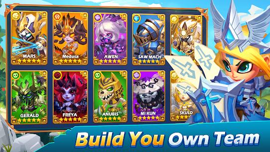 TapTap Heroes Mod Apk (Unlimited Money) 1