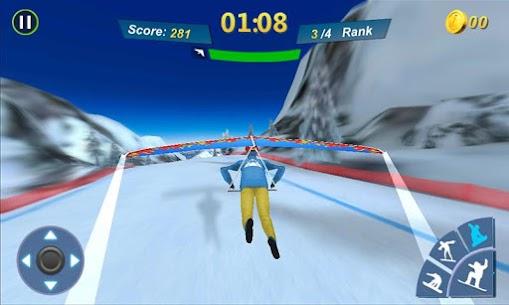 Snowboard Master 3D MOD (Unlimited Money) 3