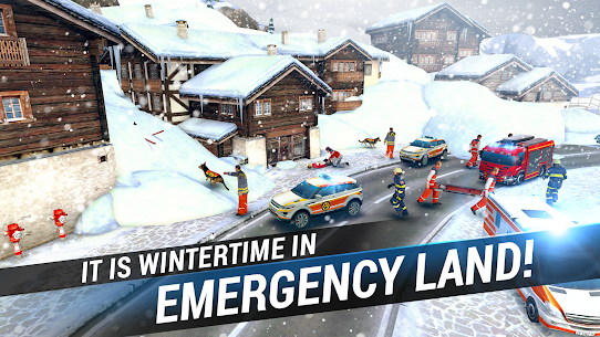 Emergency HQ Mod APK (Unlocked All) 7