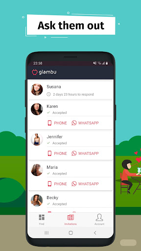 Glambu - dating app for real gentlemen 2.3.7 Screenshots 6