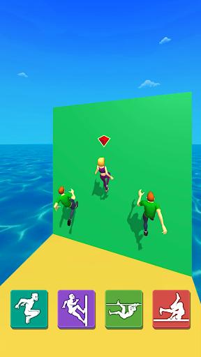Parkour Race: Epic Run 3D screenshots 11