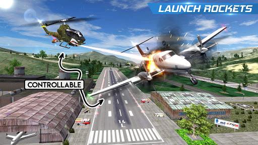 Helicopter Flight Pilot Simulator android2mod screenshots 13