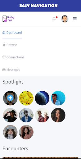 Spotlight - 100% Free Dating App & Site  screenshots 6