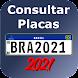 Consultas de Placas Brasil