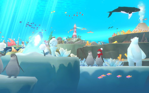 Abyssrium World: Tap Tap Fish android2mod screenshots 2