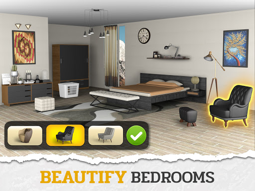 Design My Home Makeover: Words of Dream House Game 2.6 screenshots 3