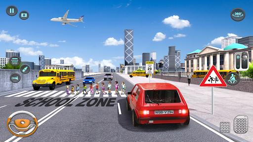 Modern Car Driving School 2020: Car Parking Games 1.2 screenshots 11