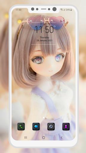 Doll Wallpaper apktram screenshots 12