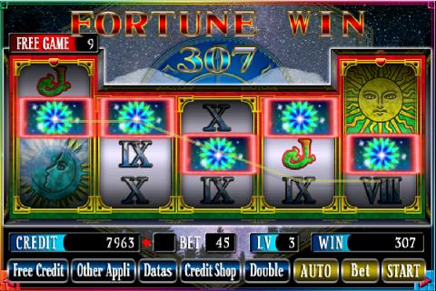 SLOT Wheel Of Fortune 45LINES apkdebit screenshots 5