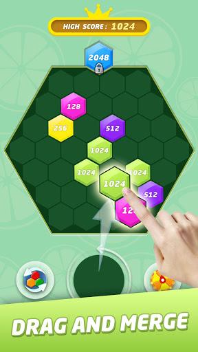Crazy Hexagon 1.0.9 screenshots 1