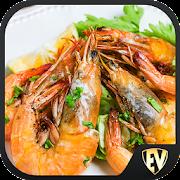 All Seafood Recipes Offline: Fish, Crab, Shrimp