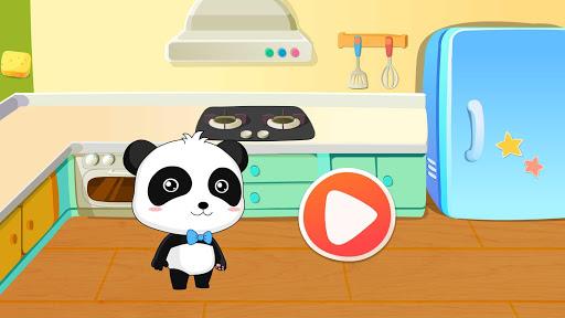 Baby Panda Happy Clean android2mod screenshots 6