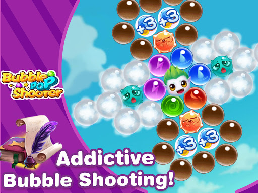 Bubble Shooter - Bubble Free Game apkpoly screenshots 21