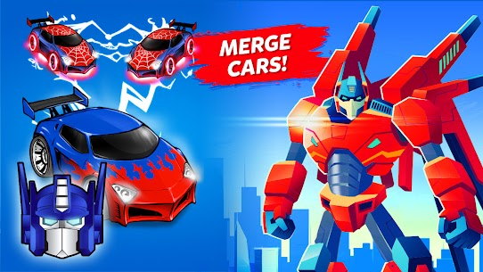 Merge Battle Car  Best Idle Clicker Tycoon game Apk Download NEW 2021 5
