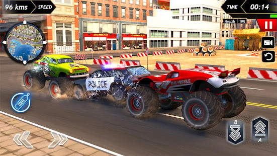 Police Car Racing 2020 Free screenshots 24