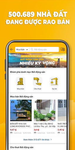 Cho Tot - Chuyu00ean mua bu00e1n online 4.4.8 Screenshots 13