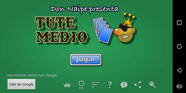 Tute Medio 1.7.1 screenshots 2