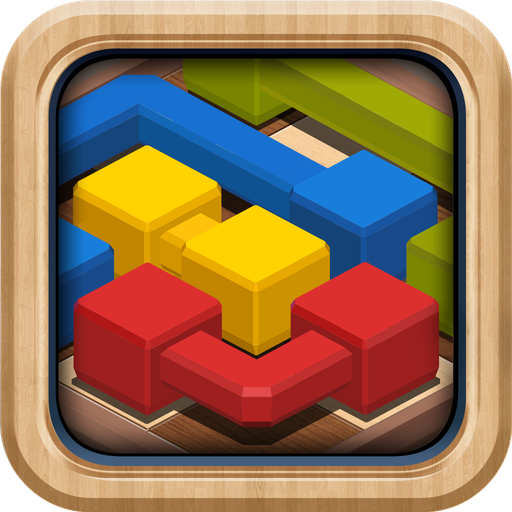 Link the Block : Connect Color Blocks with Line