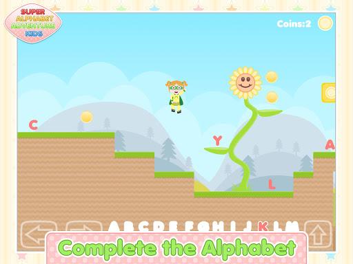 super alphabet adventure kids screenshot 3