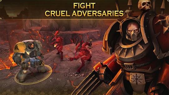 Warhammer 40,000: Space Wolf 1.4.20.3 Apk + Data 5