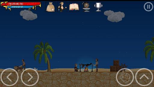 Gothic: ArnaLLiA - RPG platformer 0.7.3 screenshots 7